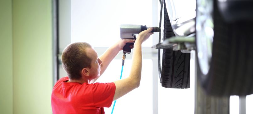 Tire Sales and Service in Chantilly, VA