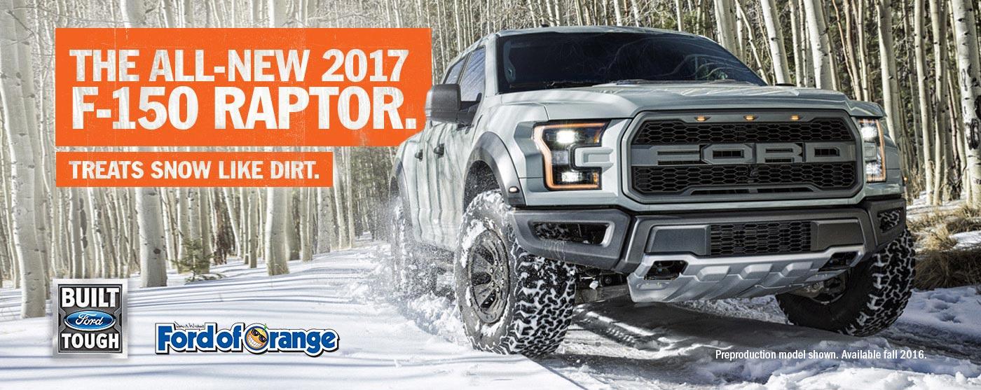 2017 Ford Raptor for sale Orange County Buena Park Tustin Santa Ana