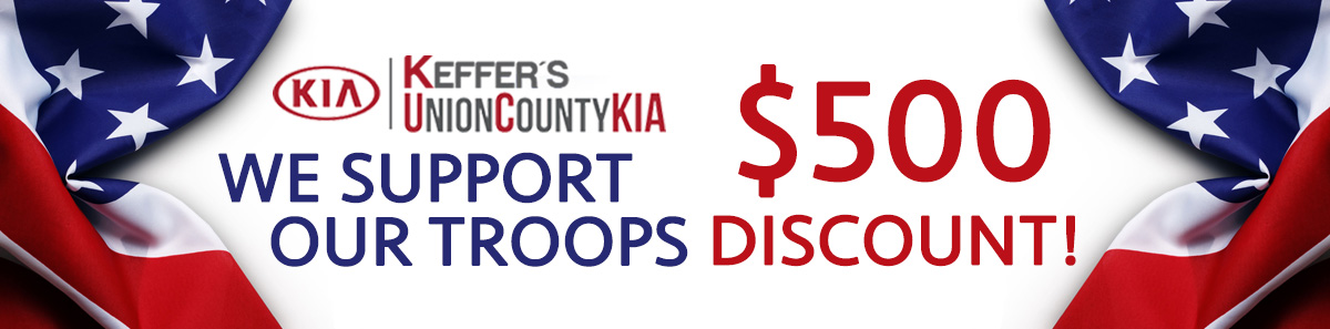 Military Discount in Indian Trail, NC