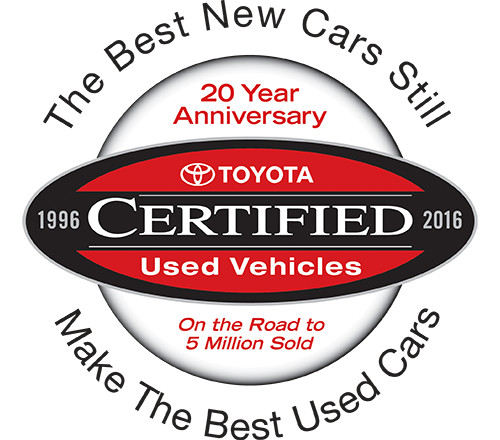 Toyota Certified Used Vehicles at Piercey Toyota in Milpitas