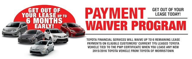 At Our Toyota Dealership In Morristown, Weu0027re Always Eager To Find New Ways  For Our Customers To Save. With Our Constantly Changing Lease And Purchase  ...