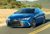 2016 Toyota Camry in New Jersey