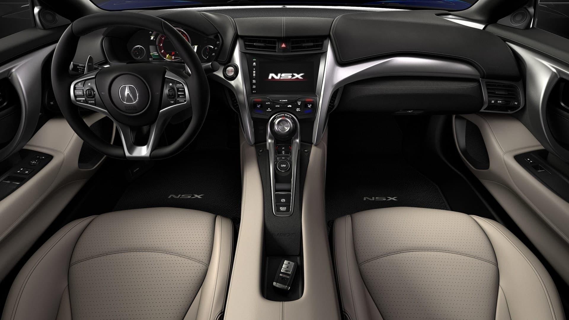 2017 Acura Nsx Vs 2017 Nissan Gt R Near Washington Dc