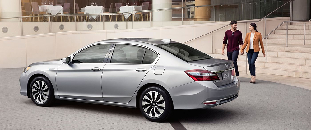 2017 Honda Accord Hybrid near Sacramento Davis Fairfield