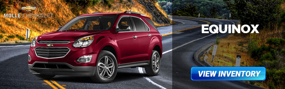 Click to see Chevrolet Equinox inventory