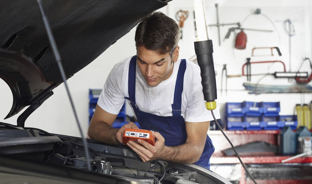 Our Technicians Will Check Your Engine's Power Output