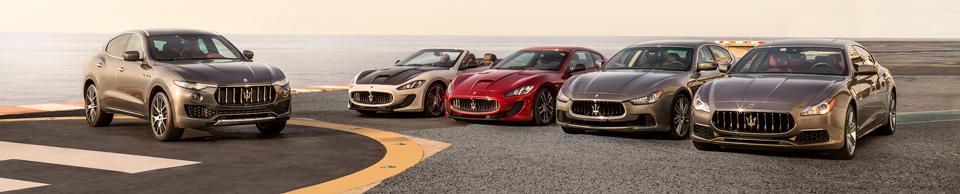 test drive a new Maserati at Woodland Hills Maserati.