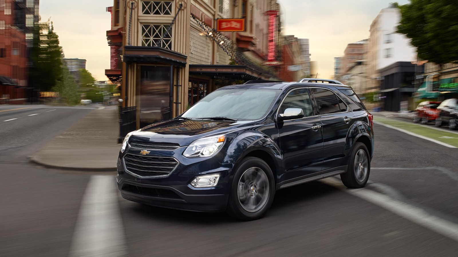 2017 Chevy Equinox For Near Edmond Ok