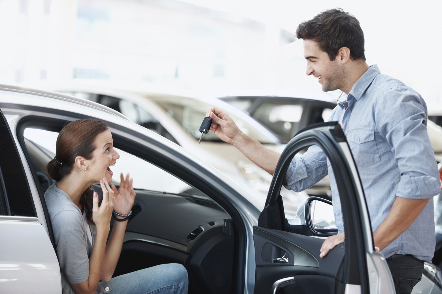 We Want to Make Buying Your Pre-Owned Vehicle Enjoyable!