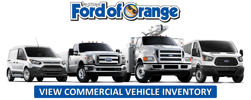 Ford of Orange Commerical Vehicle Inventory Orange County