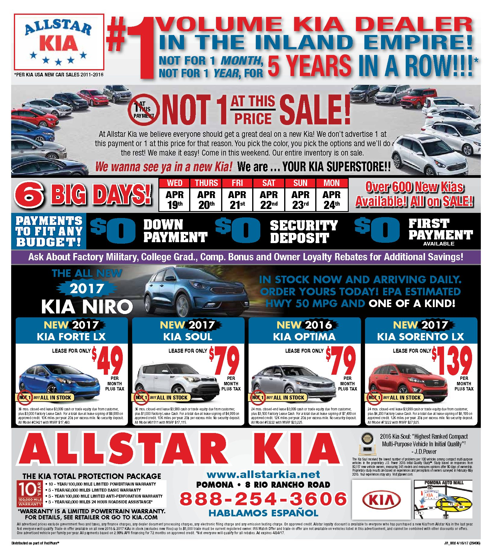 All Star KIA Pomona   21 Photos U0026 118 Reviews   Car
