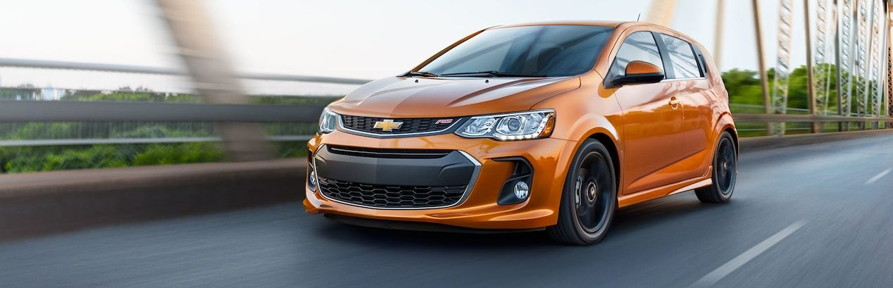 2017 Chevy Sonic for Sale near Kansas City, MO