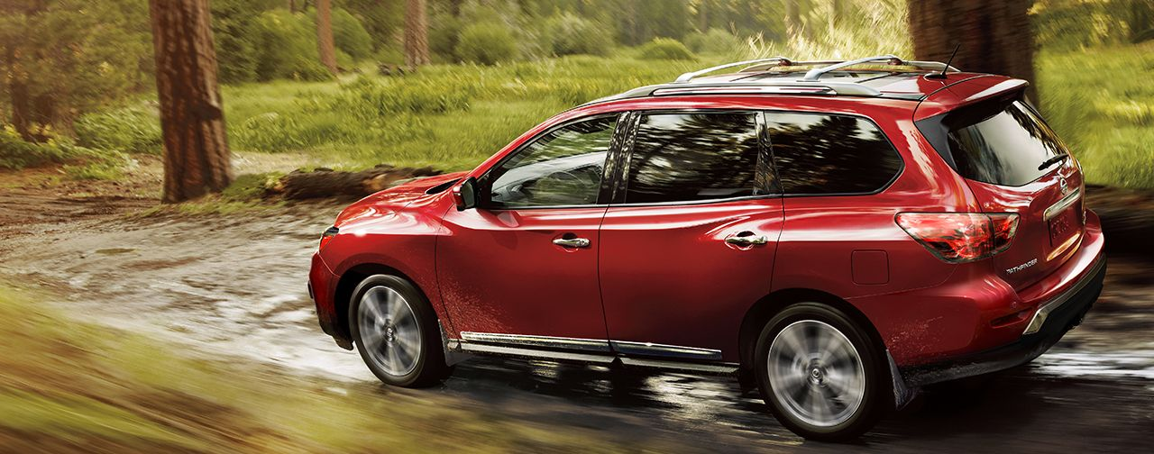 2017 Nissan Pathfinder Leasing near Hamilton, NJ