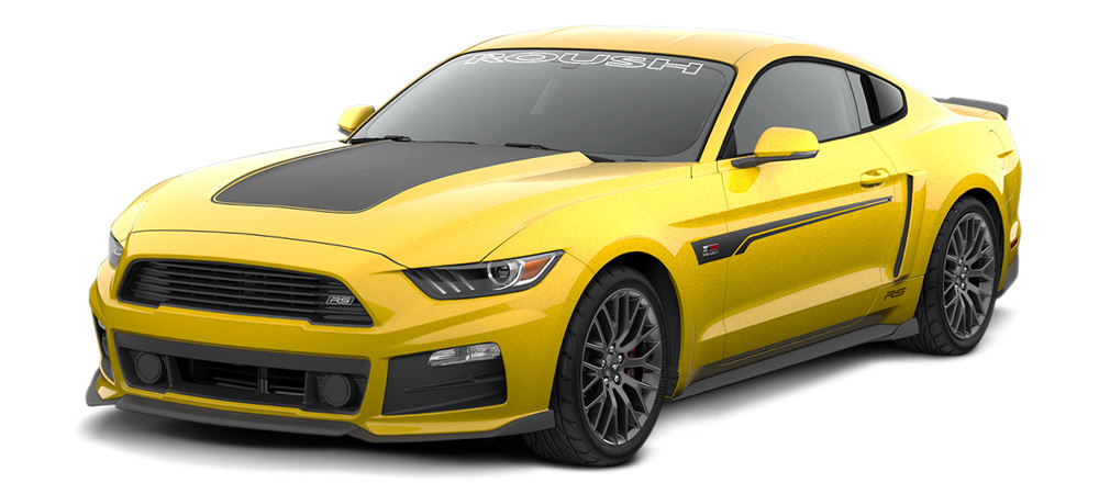 2017 Ford Mustang ROUSH RS for Sale near Oklahoma City, OK