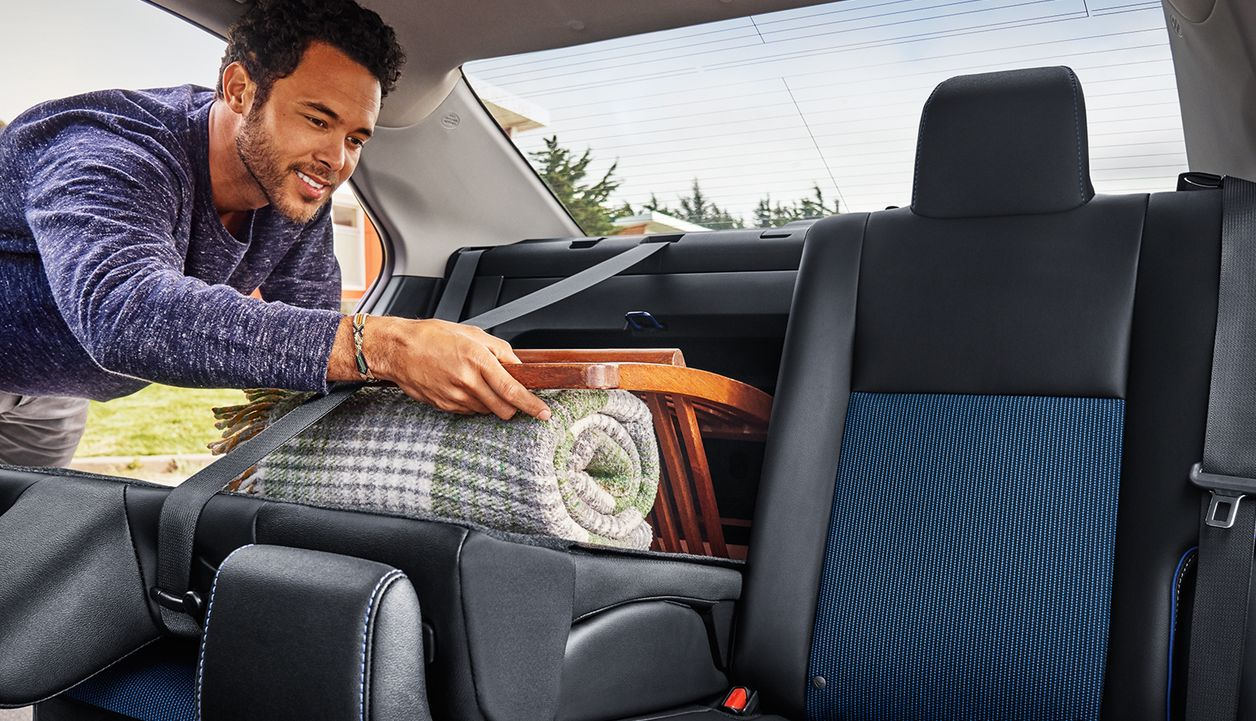 Storage Space in the 2017 Corolla
