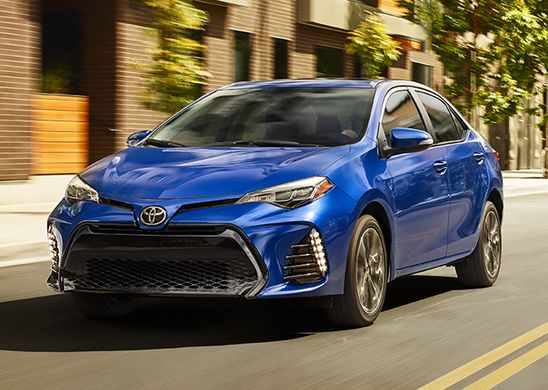 2017 Toyota Corolla for Sale near North Canton, OH