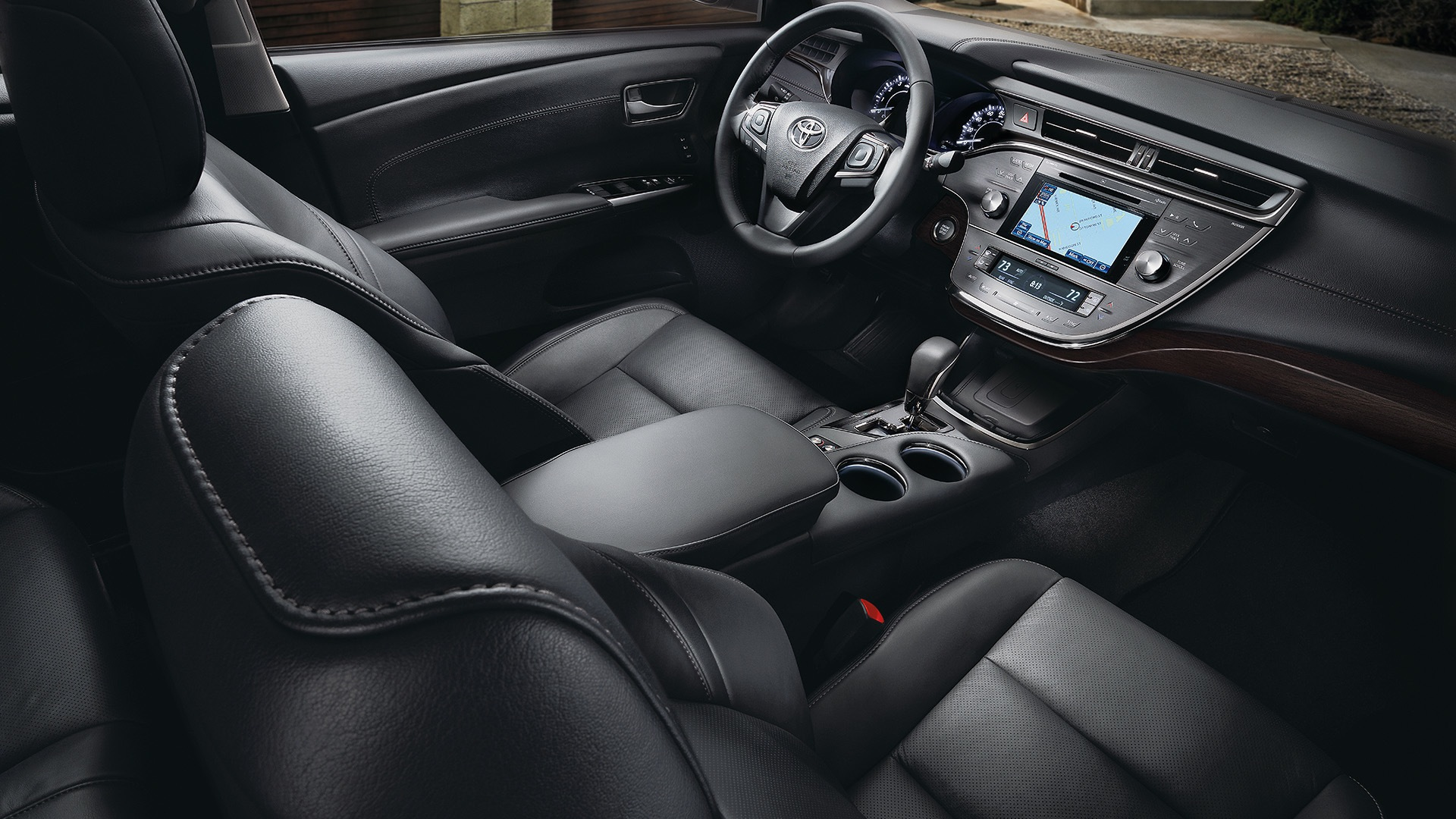 Avalon Hybrid Interior