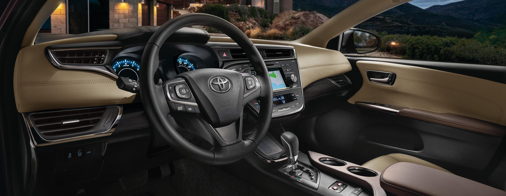 2017 Avalon Hybrid with Interior Technology