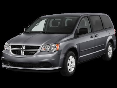 New Dodge Caravan in Edmonton