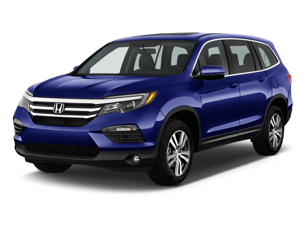 New 2016 honda pilot ex l near sherwood park ab for Honda pilot images
