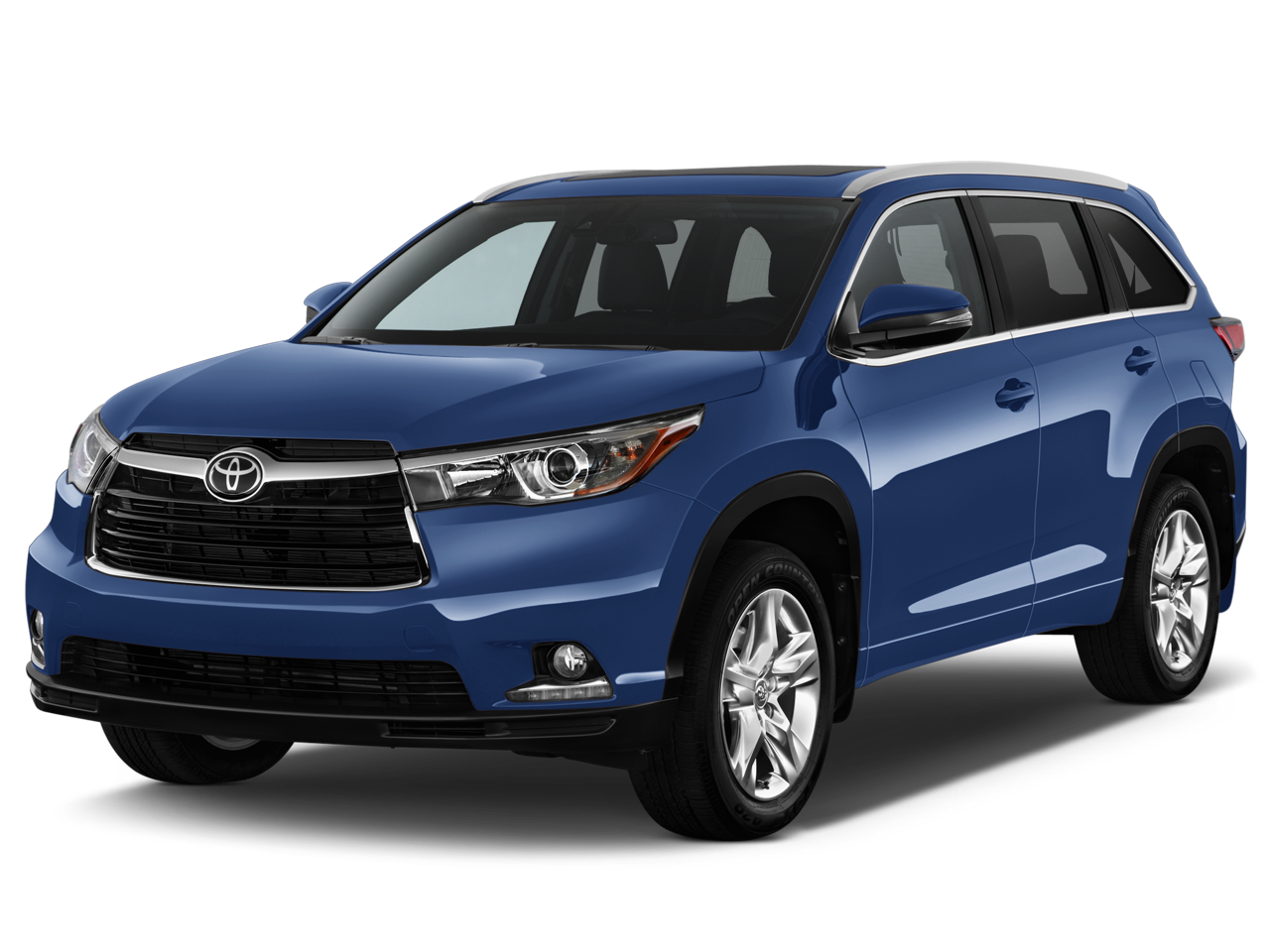 New 2016 Toyota Highlander Limited Platinum Near