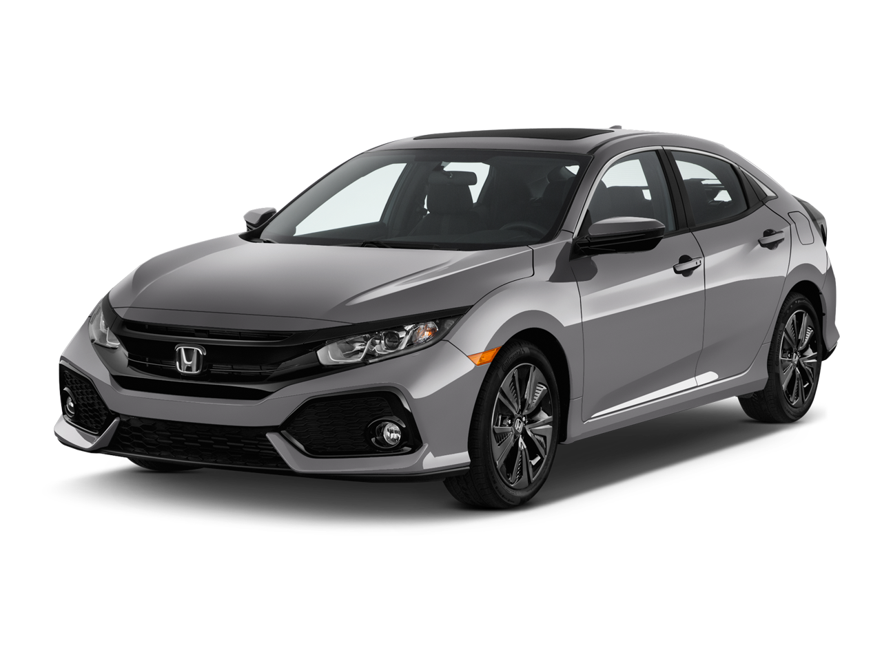 New 2017 honda civic ex l w navigation near tacoma wa for Honda civic dealership