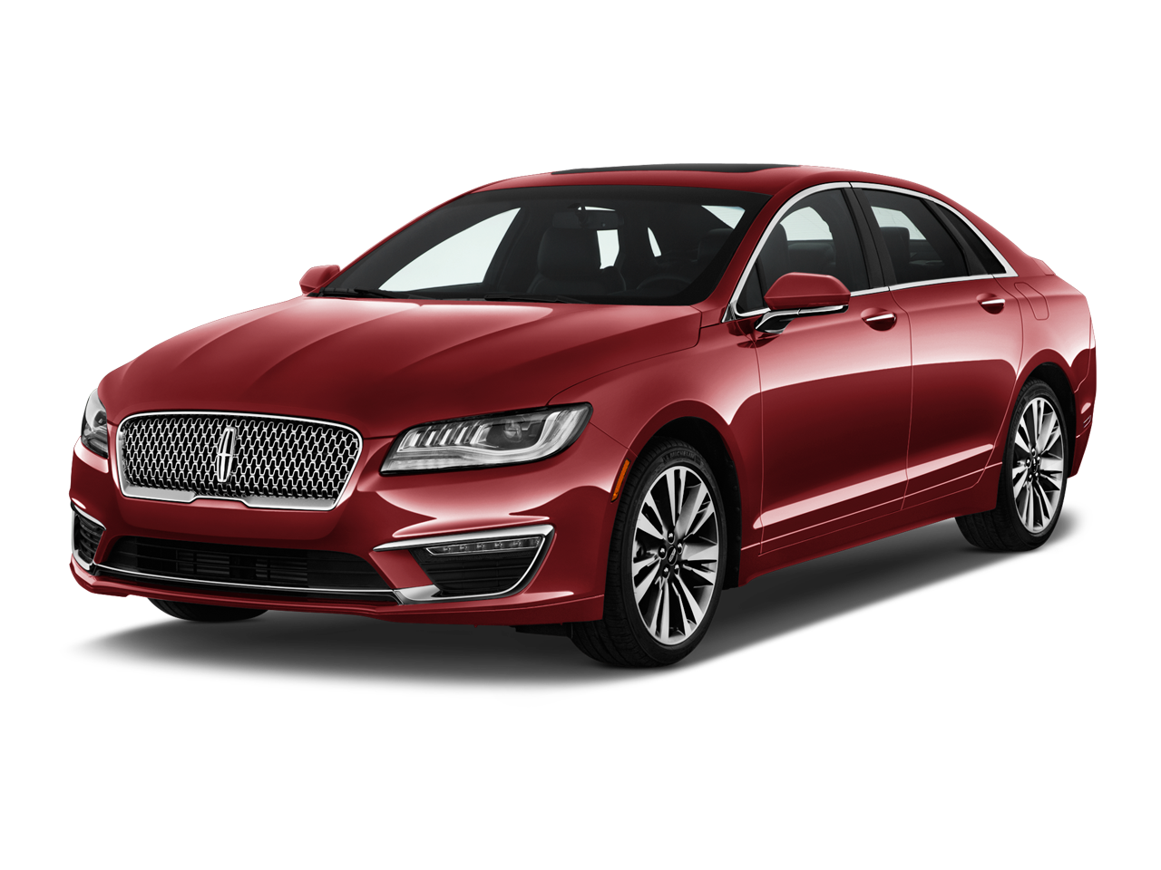 New 2017 lincoln mkz hybrid reserve near bloomington in - 2017 lincoln mkz hybrid interior ...
