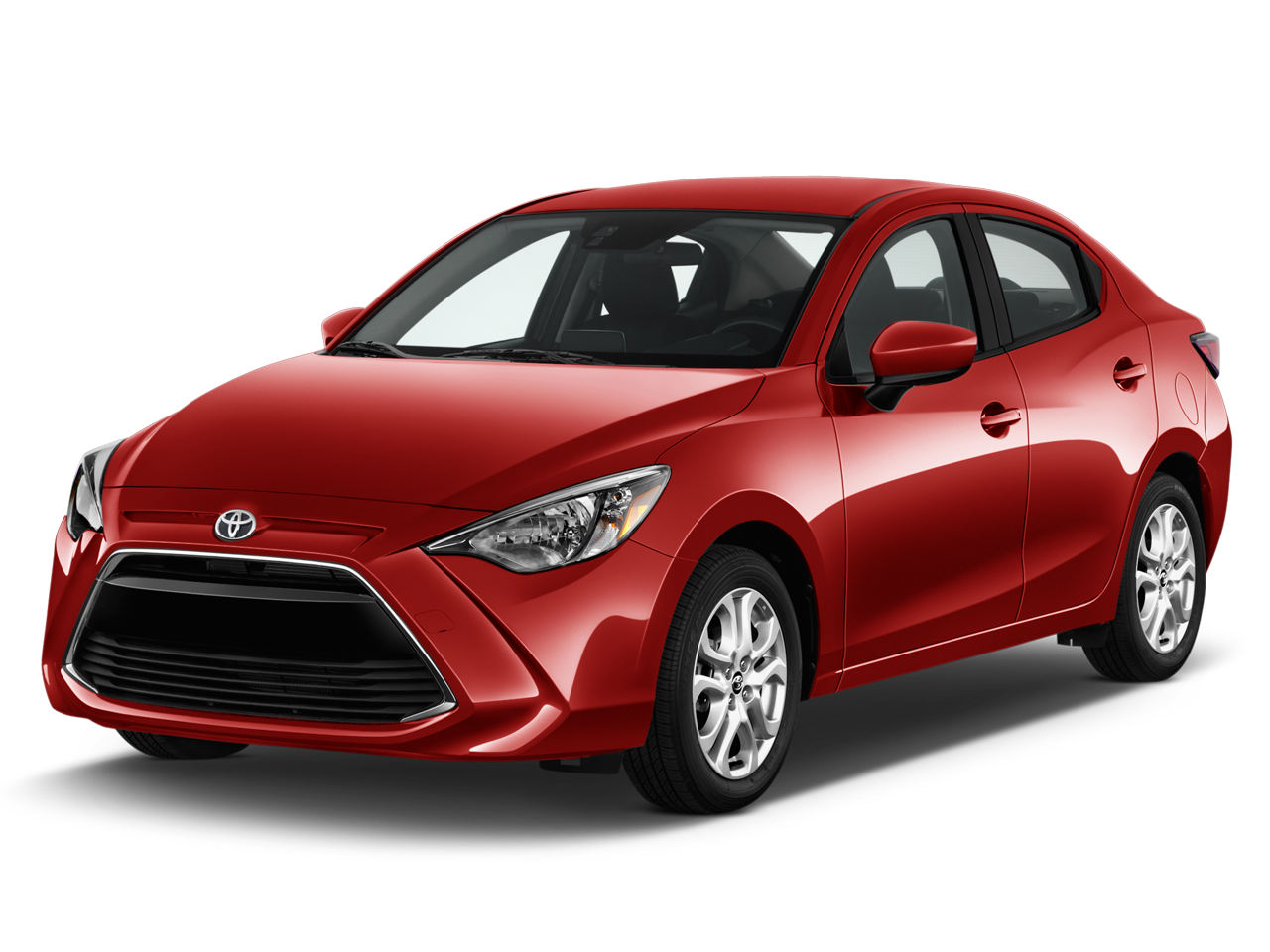new 2017 toyota yaris ia 4 door sedan near milpitas ca piercey toyota. Black Bedroom Furniture Sets. Home Design Ideas