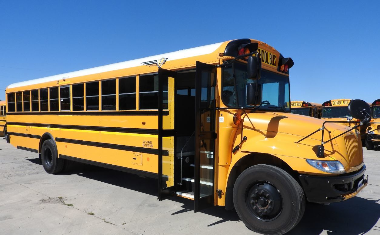 Used School Bus Sales In Illinois Midwest Transit
