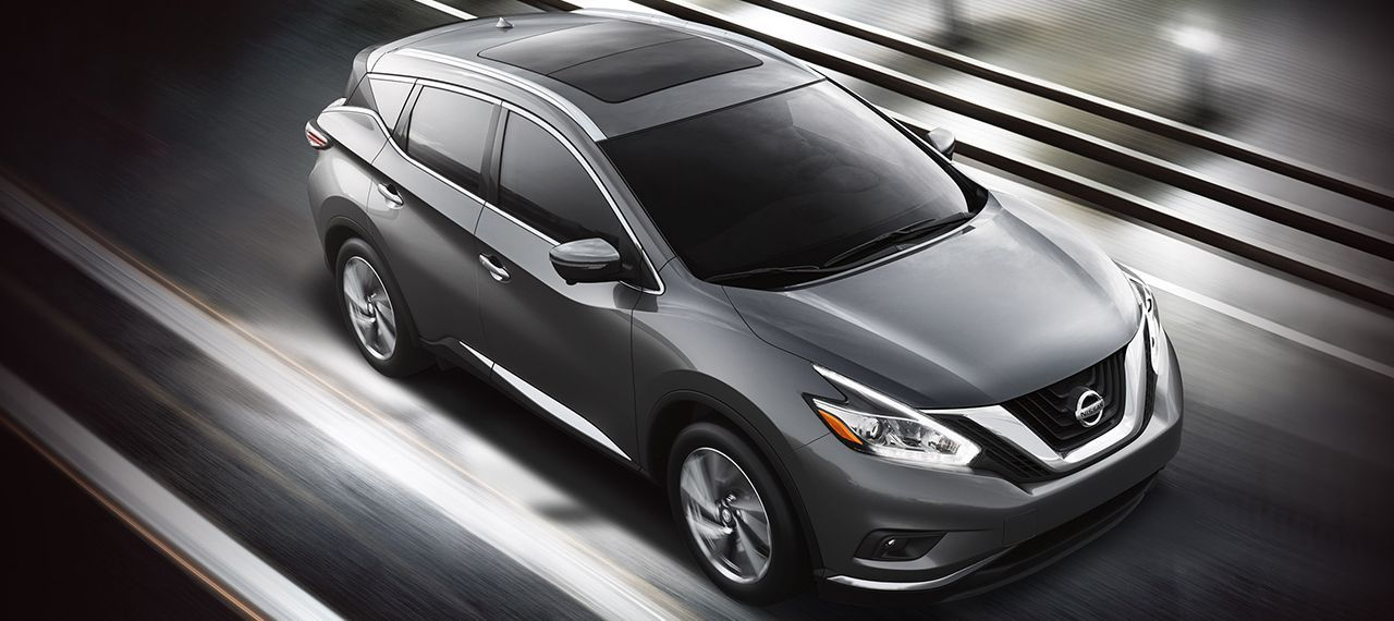 2017 Nissan Murano Awarded 5Star Safety Rating from NHTSA