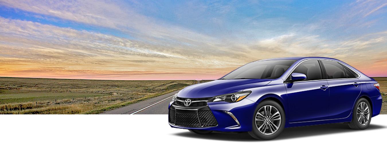 2016 Toyota Camry Special Pricing Cedar Rapids Iowa