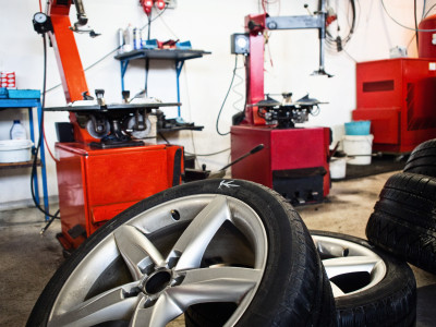 Check Out Our Comprehensive Service Department!