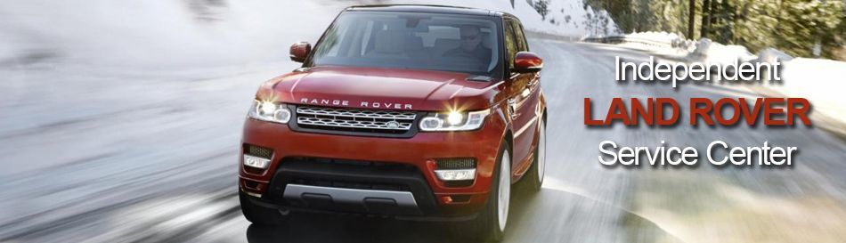 Eurobahn Land Rover Greensboro Land Rover Service